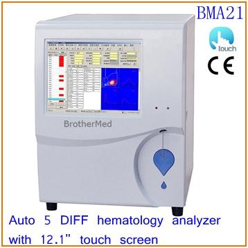 Auto 5 part diff hematology analyzer - BrotherMED